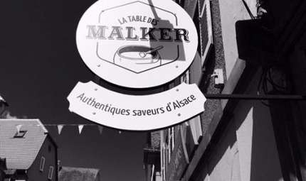 La Table des Malker - Munster - Vallée de Munster en Alsace