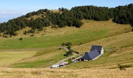 Ferme Auberge du Kahlenwasen  Luttenbach près Munster