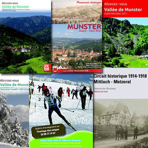 Munster Brochures and leaflets
