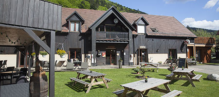 Leisure accommodation Alsace in the Munster Valley