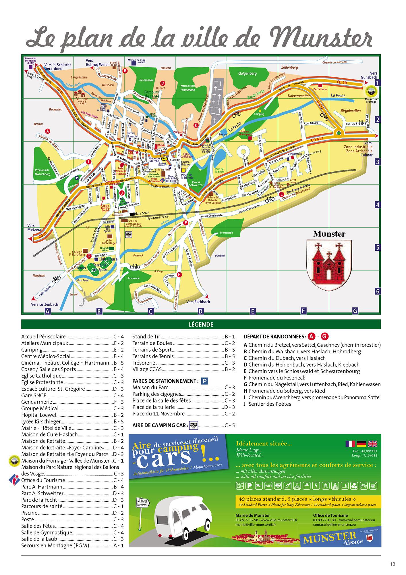 Plan de Munster (68140 - Alsace)