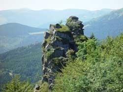 Klettersteig Vogesen : Wanderungen im münstertal in den vogesen elsass